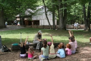 SCA Parks as Classrooms National Park Service