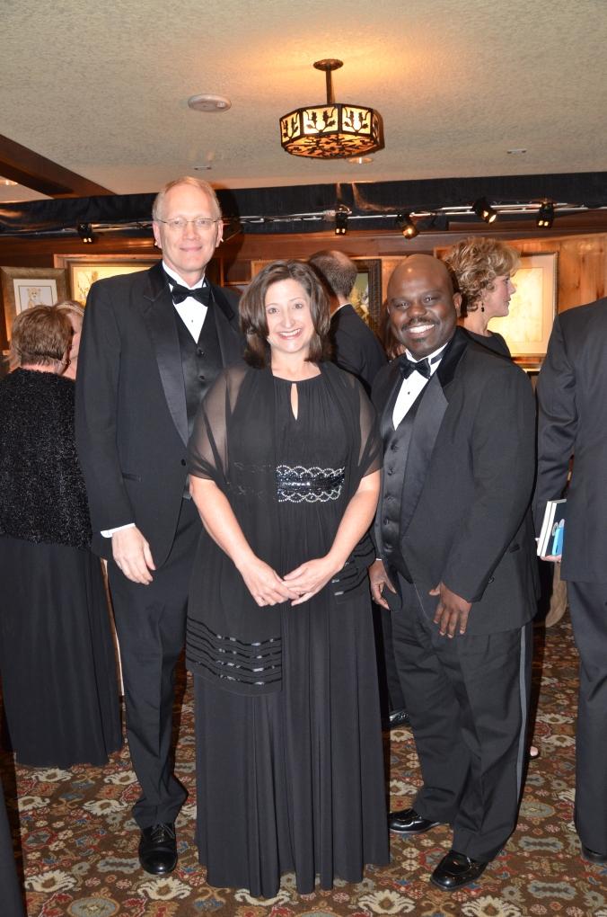 Clay Jordan, Dana Soehn, Cassius Cash